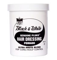 Black & White Pomade  200ml